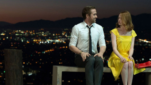 La La Land ganó 7 Globos de Oro y tiene 14 nominaciones al Oscar