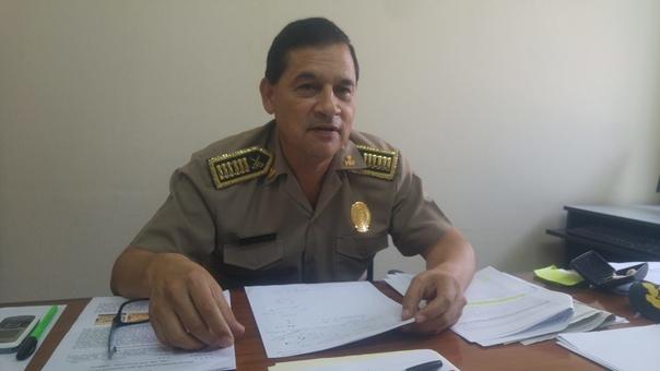 Jefe Divipol Chimbte, William Méndez