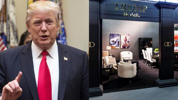 El presidente estadounidense Donald Trump solicitó el registro de su marca Trump Home en el Perú.