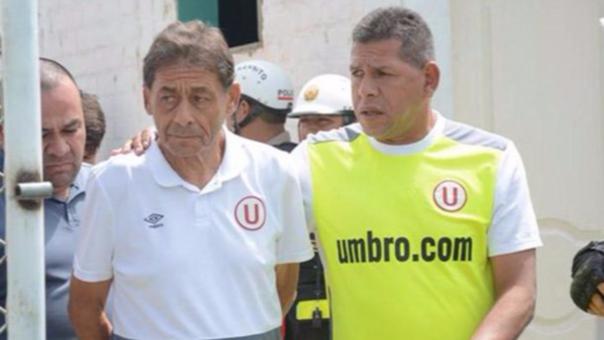 José Luis Carranza se retiró del fútbol en el 2004 en un partido entre Universitario y Deportivo Wanka (5-2).