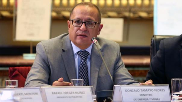 Tamayo indicó que la construcción de la mina Conga no entra de momento dentro de los planes del Gobierno por la decisión de Yanacocha, de postergarlo dentro de su estrategia a nivel mundial.