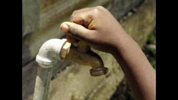 Restricción del servicio de agua potable