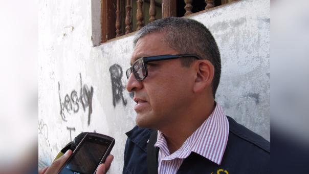 Fiscal Johny Marino Díaz Sosa
