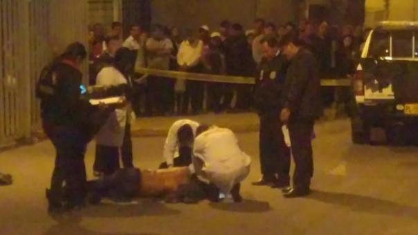Asesinato en Arequipa