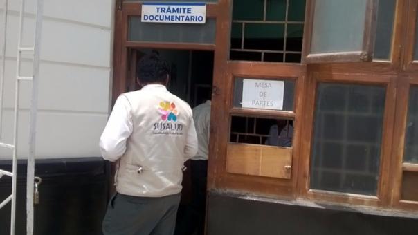 Supervisan hospitales de Chiclayo