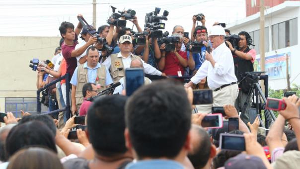 PPK fue ministro de Economía en el gobierno de Alejandro Toledo (2001-2006)
