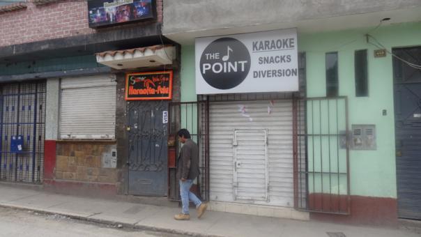 Clausuran locales de diversión en Andahuaylas.