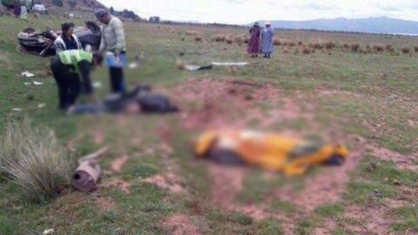 peruanos mueren en accidente