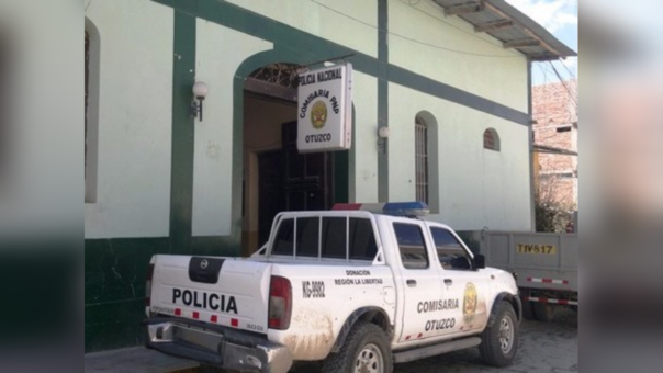 Crimen en Otuzco