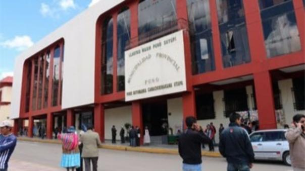 Regidor Rubén Ticona Huayhua indicó que la denuncia es una calumnia.