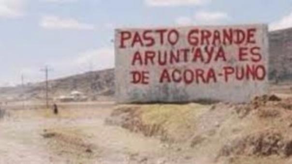 DNTDT ratificaría que territorios en conflicto ancestralmente pertenecen a Puno.