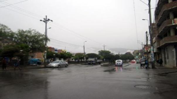 Pronostican lluvias en el sur.