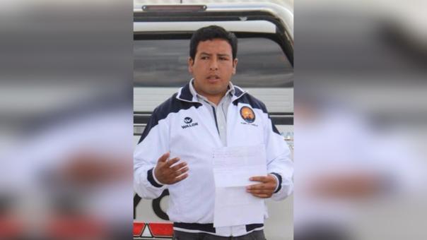 César Reyes_ Huamachuco