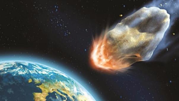 El cuerpo celeste pasó cerca de la Tierra en los últimos días.