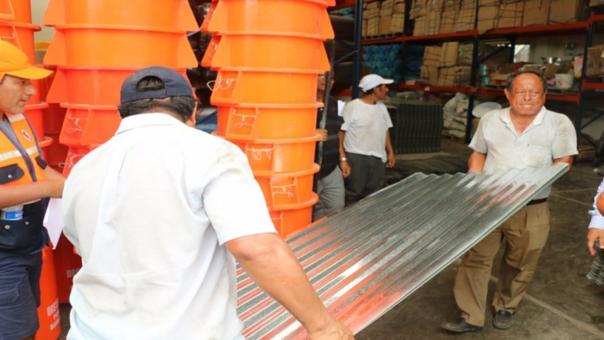 Descartan cobros por entrega de ayuda humanitaria