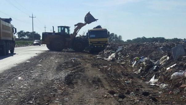 Erradicando basura