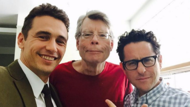 Abrams y King trabajaron en 11.22.63, una miniserie protagonizada por James Franco en febrero de 2016.