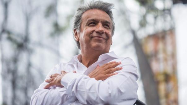 Lenín Moreno fue vicepresidente de su país del 2007 al 2013.