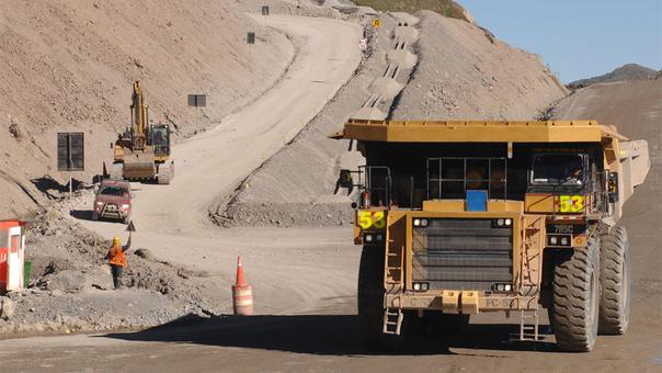 La minería metálica creció 21% en 2016, un récord en 25 años, destacó el BCR.