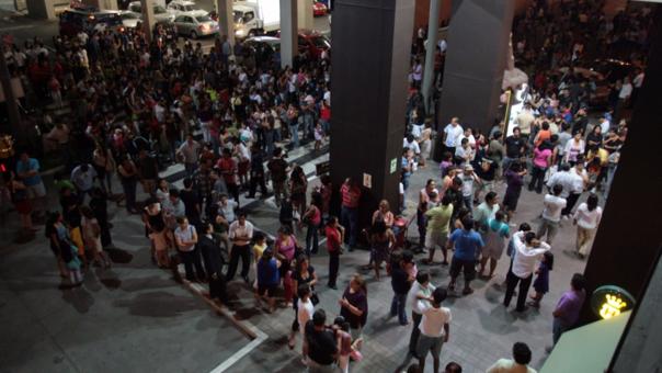 Policía en alerta por amenaza de tiroteo en el Jockey Plaza