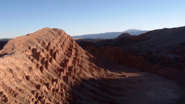 El desierto de Atacama está ubicado en Chile.