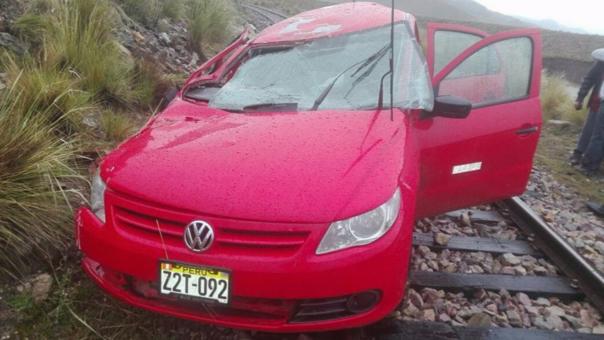 Accidente se produjo cerca de las 6:30 de la mañana en el sector Maravillas.