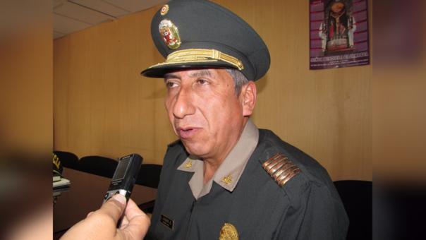 Crnel. PNP Luis Fernando Cacho Roncal