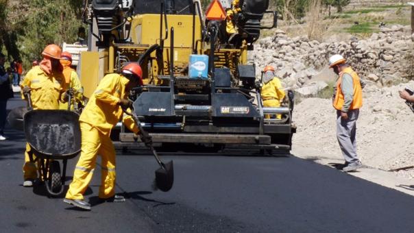 Estancamiento de grandes proyectos de infraestructura golpeó resultado.