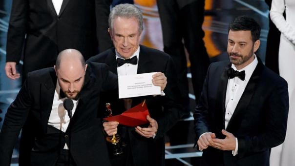 El error fue confirmado por el equipo de La La Land.