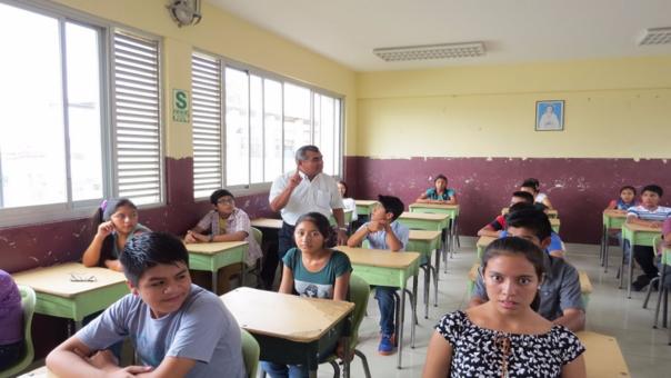 Estudiantes ingresaron a Colegio de Alto Rendimiento