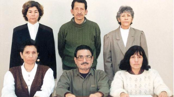 En diciembre de 1993, Abimael Guzmán planteó un acuerdo de paz con el gobierno de Alberto Fujimori.