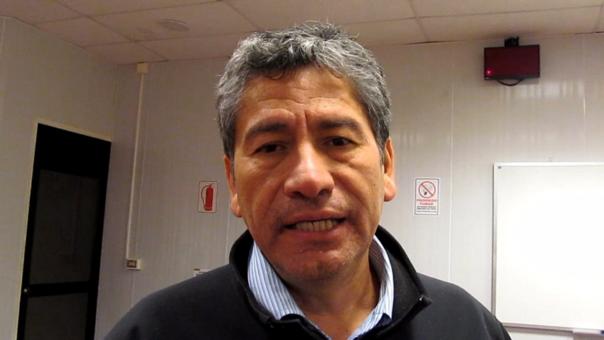 Isidro Oyola Mejía, Gerente General de Minera Yanacocha