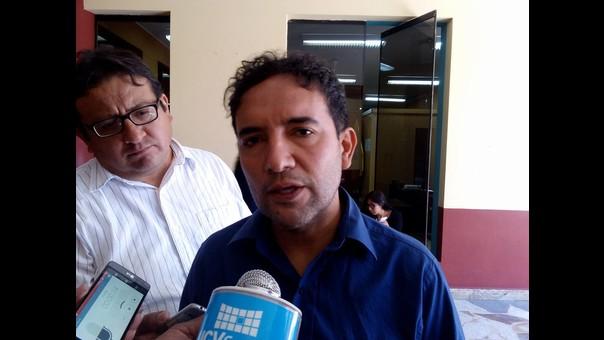 Alcalde de Nuevo Chimbote, Valentín Fernández