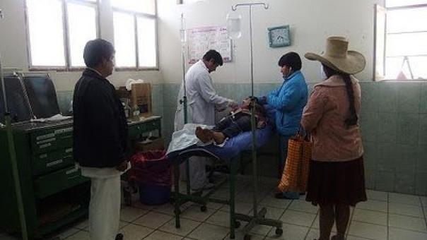 Envenenado en Huamachuco