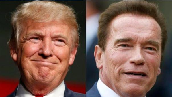 Donald Trump señaló que el motivo del despido de Arnold Schwarzenegger fue