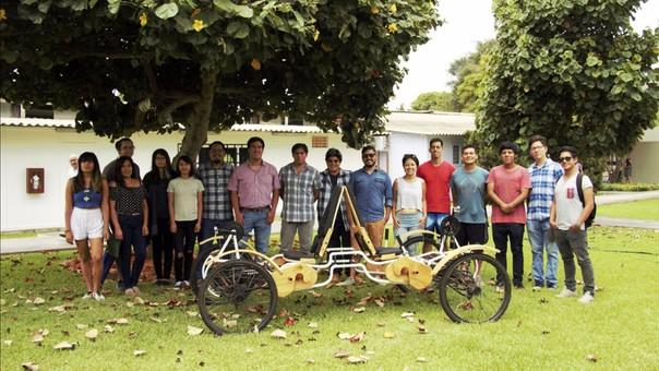 DEIMOS PERU es un nuevo grupo interdisciplinario que busca ganar el NASA Human Exploration Rover Challenge en EEUU y generar nuevos proyectos vinculados al transporte.