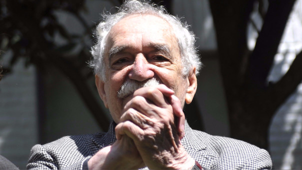 Gabriel Garcí Márquez