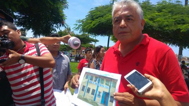 Congresista Ricardo Narváez