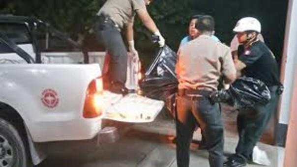 Sicarios matan a supuesto vendedor de drogas
