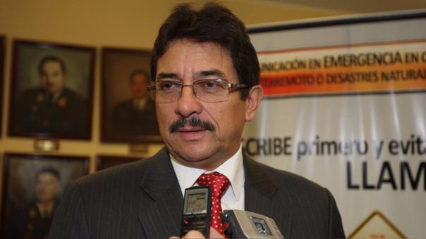 El exministro de Transportes y Comunicaciones, Enrique Cornejo, también fue denunciado por la Procuraduría Ad Hoc del caso Odebrecht.