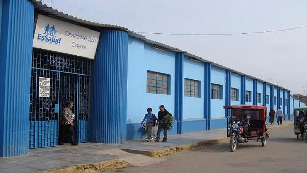 Hospital de Cayaltí reabrió sus puertas