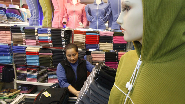 La dirigente comentó que un alto porcentaje de mujeres ahora empresarias  empezaron como vendedoras 27b584037c4f