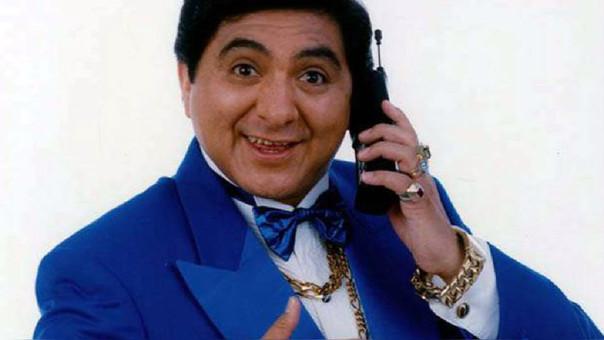 Carlos Bonavides interpretó a 'Huicho Domínguez' en la telenovela El Premio Mayor, que se emitió de 1995 a 1996.