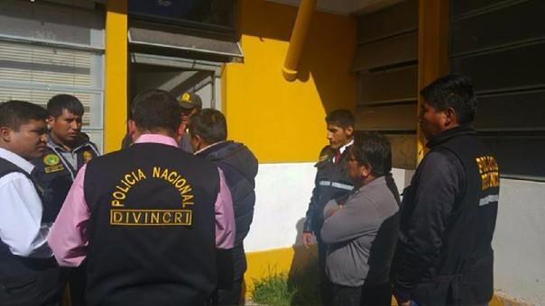 Existe contradicciones entre el INPE y personal del hospital de Puno