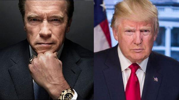 Arnold Schwarzenegger conducía el programa The Celebrity Apprentice desde el año pasado en la cadena NBC.