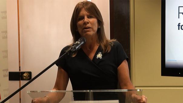 La ministra de Desarrollo e Inclusión Social, Cayetana Aljovín, rechazó que las mujeres ganen menos que los hombres por hacer la misma labor.
