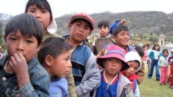 La región Puno ocupa el primer lugar en anemia infantil a nivel nacional.