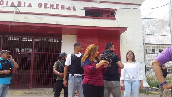 Hallaron restos de tres personas en una antigua cárcel de Venezuela