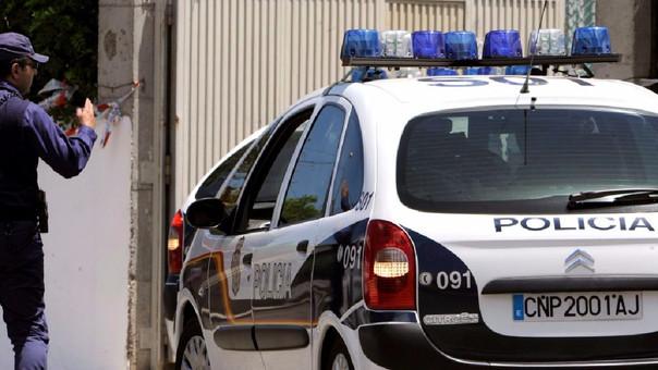 El hombre fue detenido por la policía de España en las Islas Canarias