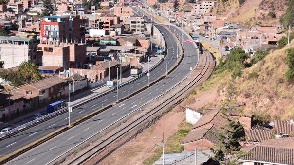 Via de Evitamiento Cusco